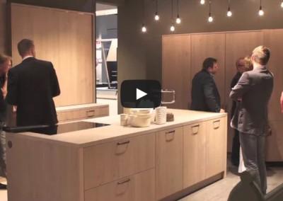 La vidéo du dernier salon en Allemagne – Hausmesse 2014