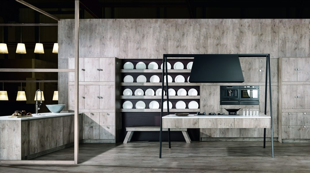 Cuisine annecy 74 vente agencement installation magasin cuisiniste - Deco eetkamer rustiek ...