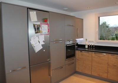 Intégration d'un réfrigérateur pose libre