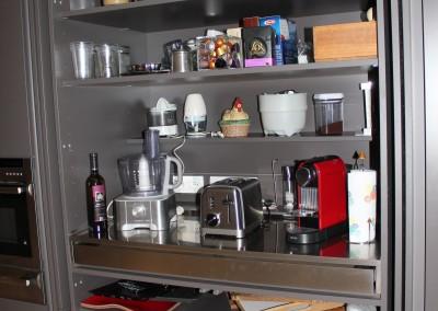 R alisations cuisine et salle de bain cuisine annecy 74 for Table extractible
